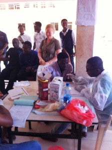 Students undergoing HIV Counseling and Testing5